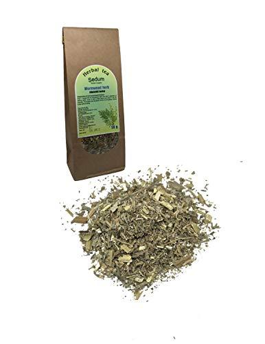 Ajenjo Tea: Este té natural es exquisito y refrescante. Recién cosechado utilizado métodos tradicionales en la UE. Té de hierbas sano: este té contiene nutrientes bien saludables (aceites esenciales, vitaminas, microelementos, etc.), que te pondrán d...