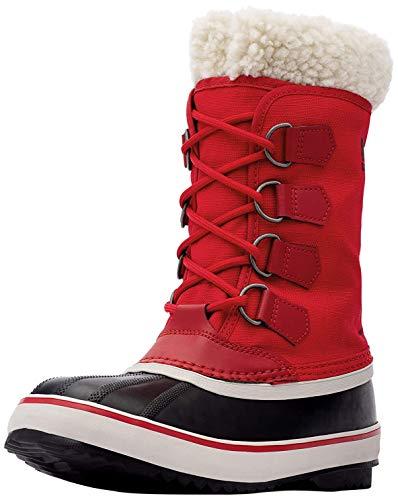 Sorel Damen Winterstiefel, WINTER CARNIVAL, Rot (Mountain Red), Größe: 39