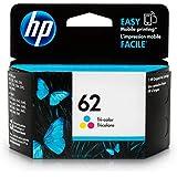 HP 62 | Ink Cartridge | Tri-color | C2P06AN