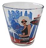 Cinzano - Las Vegas - Lounge Glas - Sammelglas