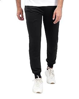 Off Cliff Side Pocket Elastic Cuff Cotton Sweatpants for Men