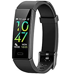 powerful Fitness tracker Mgaolo IP68 with sleep, heart rate, blood pressure monitor and 10 sport modes…