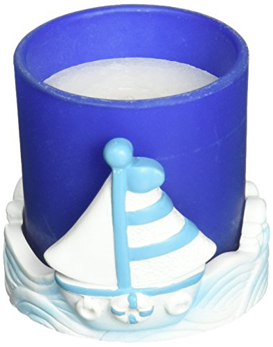 Fashioncraft Sail Boat Votive Candle Holder