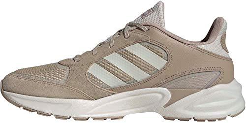 Adidas 90S Valasion, Zapatillas de Trail Running Hombre, Multicolor (Caqtra/Blapur/Blapur 000), 47 1/3 EU