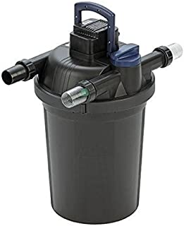 OASE (2nd Generation FiltoClear 4000 Pond Pressure Filter with UV-C Clarifier