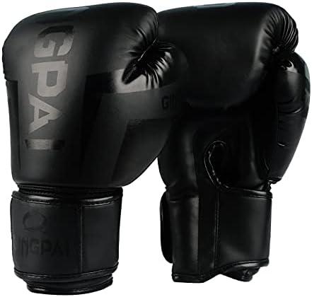 JINSHANDIANLIAO Black Adult Kick Boxing Muay luva Gloves Thai A surprise price is realized Memphis Mall de