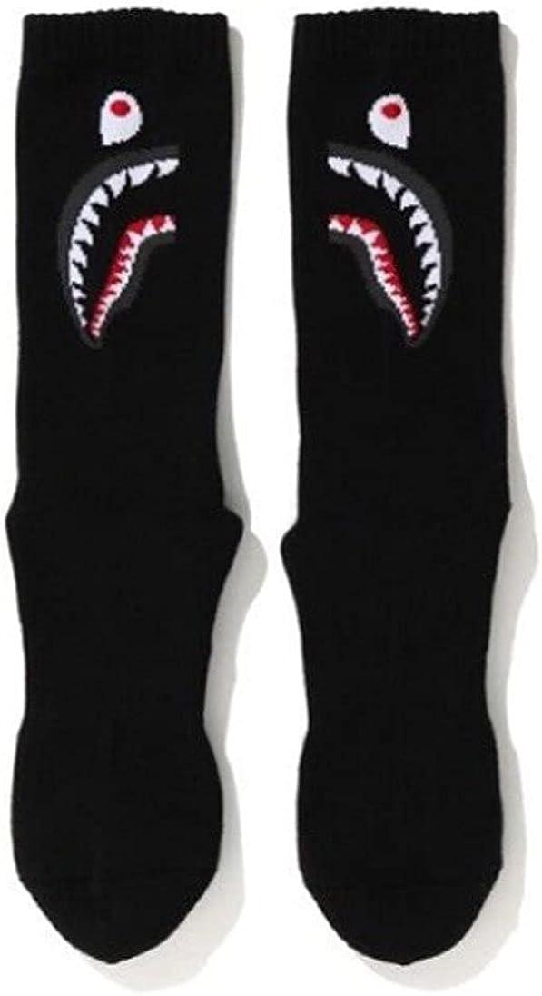 Bape Shark Socks Authentic