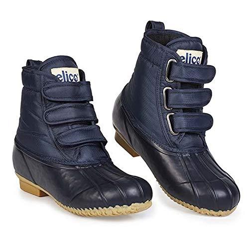 Elico Airedale Stiefel, kurz, Blau - blau - Größe: 42 1/3 EU