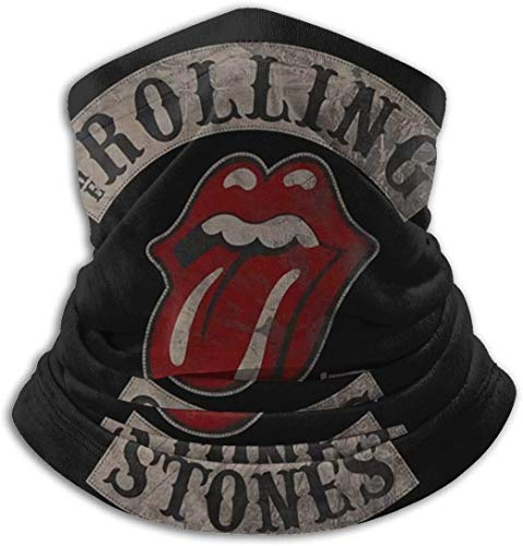 'N/A' YZ Rolling Stone Unisex Mikrofaser Face M-ask Bandanas Multifunktionstuch...
