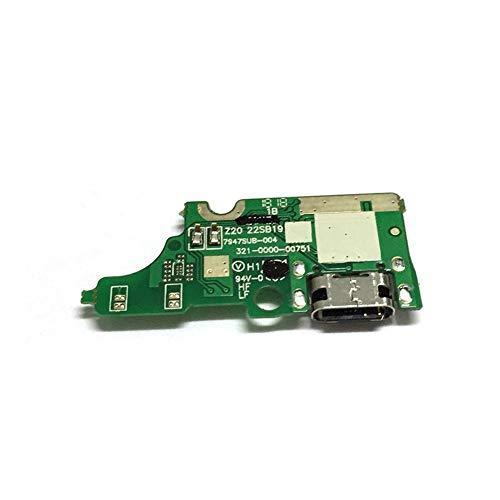 HenShiXin Sensible Puerto USB de Carga Junta de Ajuste For Vestel Venus E3 V6 V5000 Z10 Z20 5010 V5 USB Base de Carga del Puerto Flex Piezas de reparación del Cable sólido (Color : 5010)