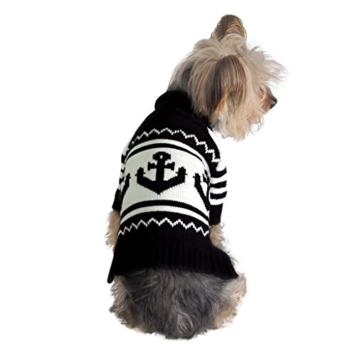 9. Stinky G Anchor Sweater