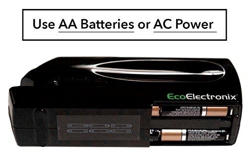 EcoElectronix EX-25 Sturdy Automatic Electric Stapler