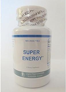 Super Energy - Guarana, Korean Ginseng Natural - 100 Tablets