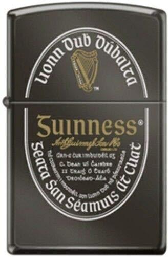 ZIPPO Guinness Logo Two Tone