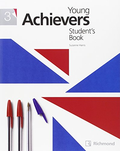 YOUNG ACHIEVERS 3 STD+LANG EXAM - 9788466824699