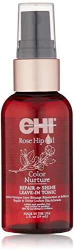 CHI Rose Hip Oil Repair and Shine Leave-In Tonic Lotion