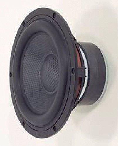 Visaton VS-TIW200XS - luidspreker (1,0 kanalen, 120 W, Fu - 7500 Hz, 8 Ohm, zwart)