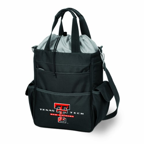 Picnic Time NCAA Texas Tech Rouge Raiders Activo Tote