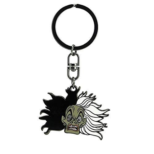101 Dalmatiner - Cruella - Schlüsselanhänger | Offizielles Merchandise von Disney