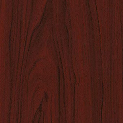 7,1€/m² Möbelfolie d-c-fix Holzfolie Mahagoni dunkel 90cm Breite Laufmeterware selbstklebende Klebefolie Folie Holz Dekor