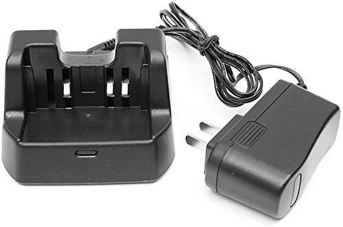 Fumei Desk Charger Li-ion Battery Rapid Charger for CD-41 Yaesu VX-8R VX-8E VX-8DR VX-8DE VX-8GR FT-1DR FT1DR FT2DR FT3DR Radio