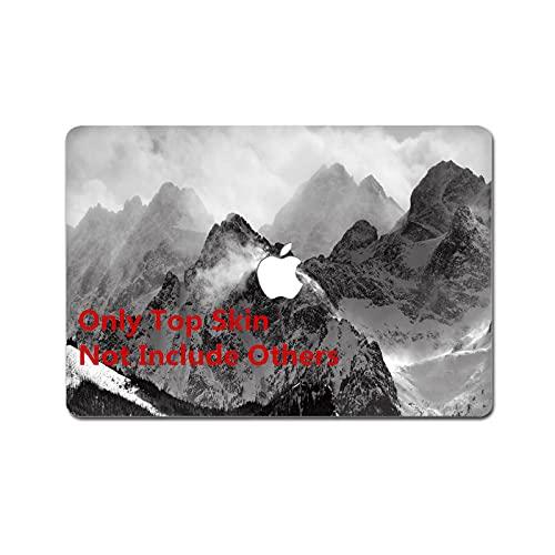 Pegatinas de vinilo para MacBook Pro 13.3 A2338 A2289 A2251 Pro 16 A2141 Calcomanías para portátiles MacBook Air 13.3 A2179 A2337-Only Top-Pro13 Non Bar A1708