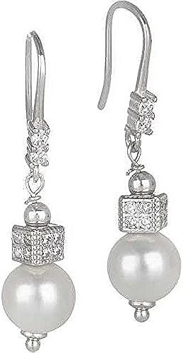 calidad garantizada Pendientes para para para mujer joyas Boccadamo perlas Trendy Cod. or632  alto descuento