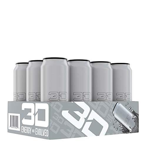 3D Energy Drink – Chrom