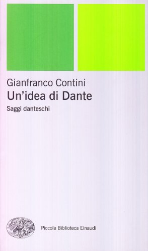 Un'idea di Dante