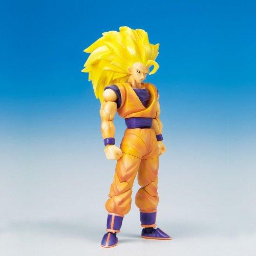 Dragon Figurine Hybrid Action Sangoku Super Saiyan 3