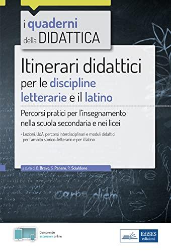 Itinerari didattici disc. letterarie e latino