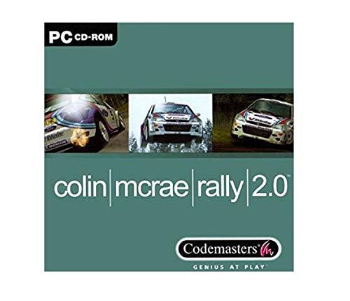 Codemasters 3117 Colin McRae Rally 2.0 pc CD-Rom