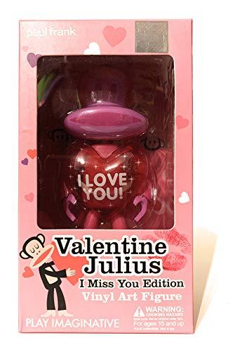 Paul Frank Vinyl Art Figure Julius - Valentine Julius