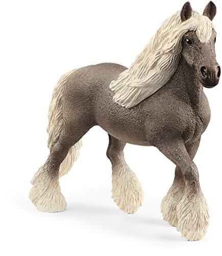 Schleich Farm World, Animal Figurine, Farm Toys for Boys and Girls 3-8 years old, Silver Dapple Mare