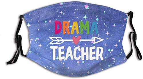 Drama Teacher Personalized Cover Sleeve Reusable Cover Guard-OneColor-OneSize