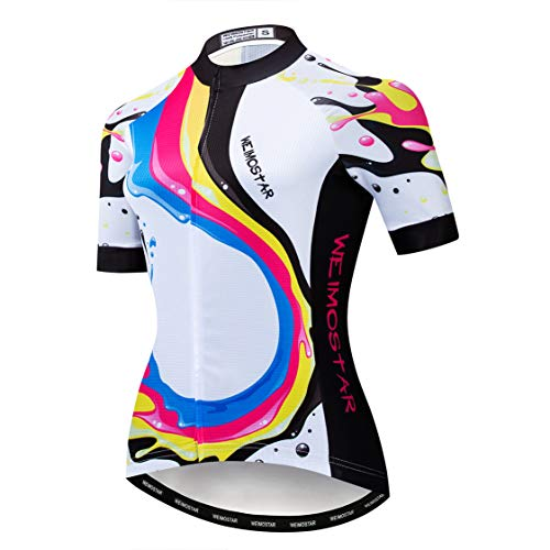 Bike jersey Women's Cycling jers...