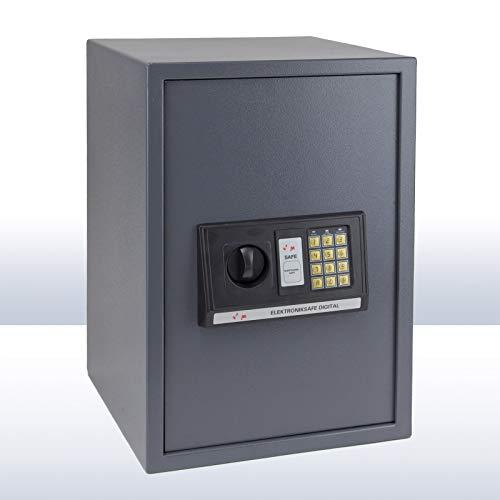 Möbeltresor - Tresor - Wandtresor - Safe - Geldtresor - Digital oder mit Schlüssel in 9 verschiedenen Ausführungen (Möbeltresor Digital 65 Liter)
