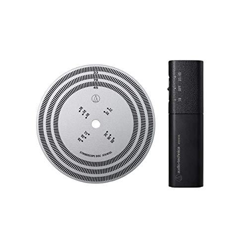 Audio-Technica AT6181DL Stroboskopscheibe mit Quarz-Stroboskoplicht