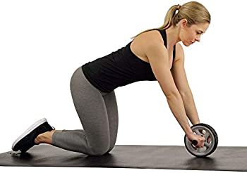 Sunny Health & Fitness Ab Roller Wheel