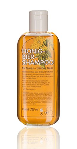 Honig Bier Shampoo 250 ml