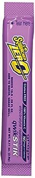Single Serve Qwik Stik Zero 50 Sticks/Bag Grape