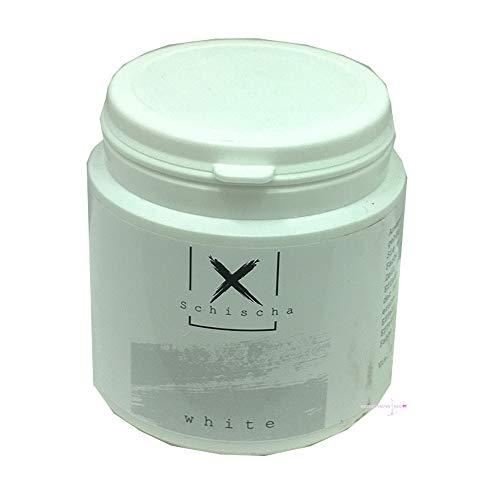NaRm Shisha Farbe Xschischa 50 g Pulver Farbe weiß/White Sparkle