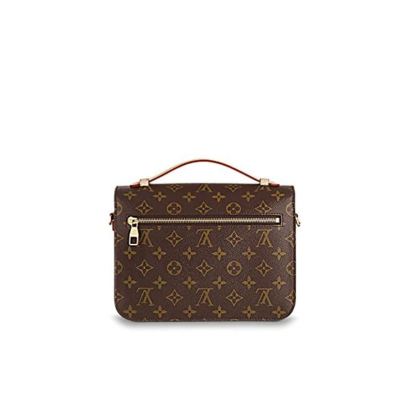 Fashion Shopping Authentic Louis Vuitton Monogram Canvas Pochette Metis Cross