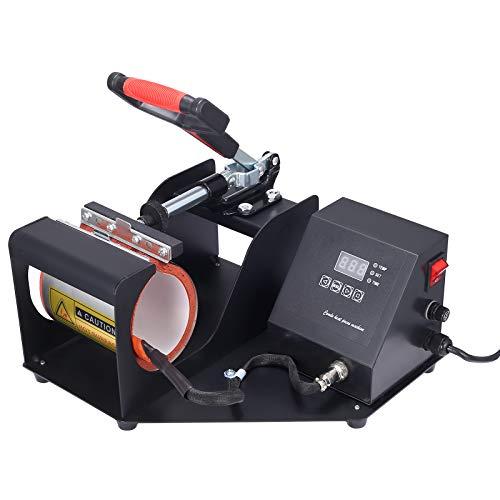 Mug Heat Press, Kacsoo-DIY Multifunction Printing Machine, Heat Press, for...