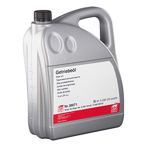 febi bilstein 39071 Getriebeöl für Direktschaltgetriebe (DCTF-1) , 5 Liter