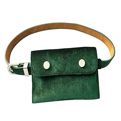 Banda de cintura para mujeres niñas Señoras Cinturón Cinturón de doble uso...