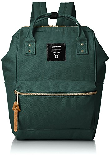 Anello Mouthpiece Containing Backpack (Small Size) Japan import (D Green)