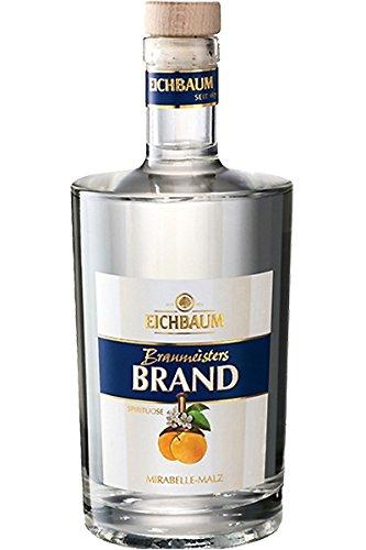Eichbaum Brauerei Braumeisters Brand Mirabelle-Malz 0,7 L