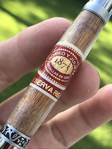 Genuine Romeo Y Julieta Cigar Label Pen Perfect Gift for Cigar Fan