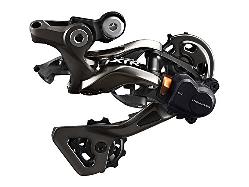 SHIMANO Cambio Post. 11v SGS RD-M9000 XTR Top-Normal Shad+